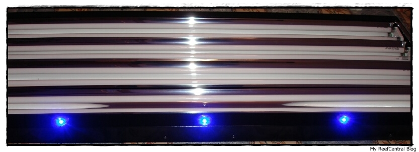 Iluminação: Calha lâmpadas T5 (Português) (2/6)