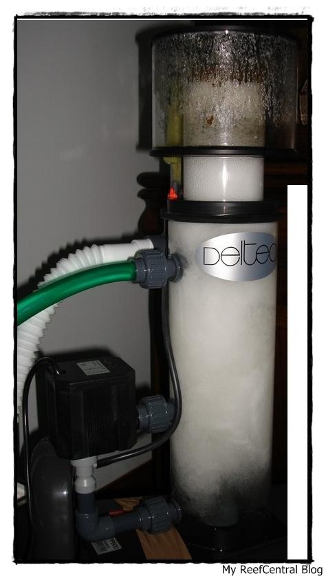 Escumador Deltec APF600 (Português) (2/4)